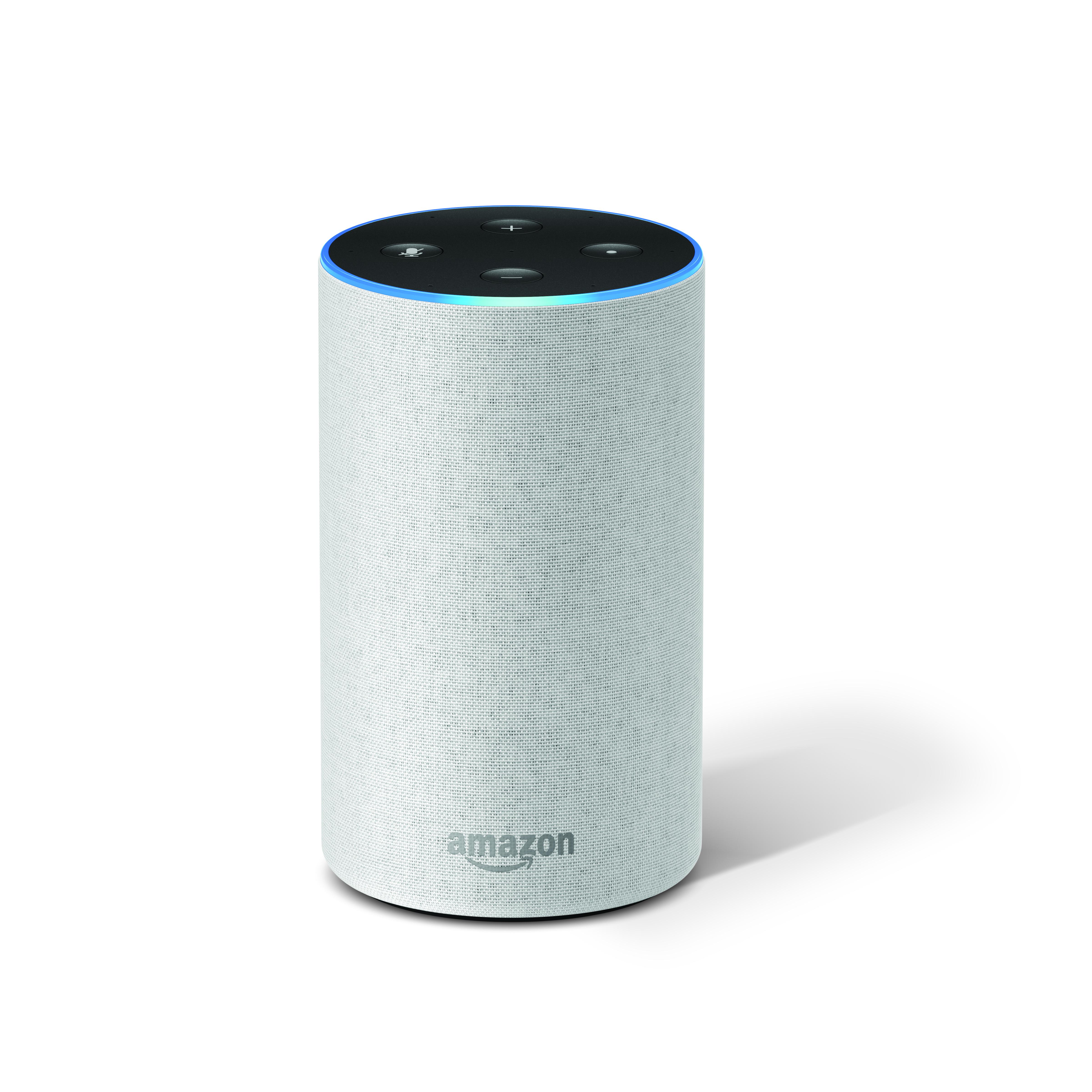 Amazon Newsroom Amazon Lance Alexa Echo Echo Dot Et Echo